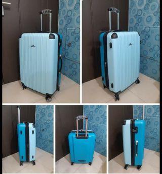 全新28吋雙色行李箱