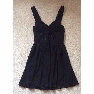 H&M Black Dinner Dress
