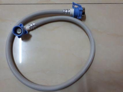 Washing machine water tap adaptor / Inlet Hose Connector together with house