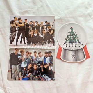 EXO OT12 Official Photocard