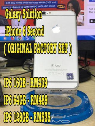 IP6 SECOND ORIGINAL FACTORY