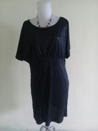 Dress Hitam import