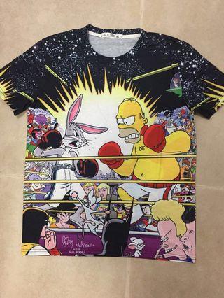 🚚 Cartoon T-Shirt