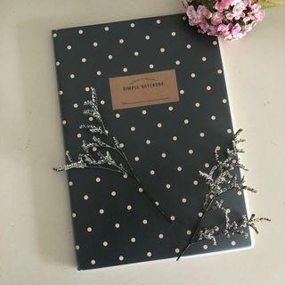 [INSTOCK] Polka Dot Notebook