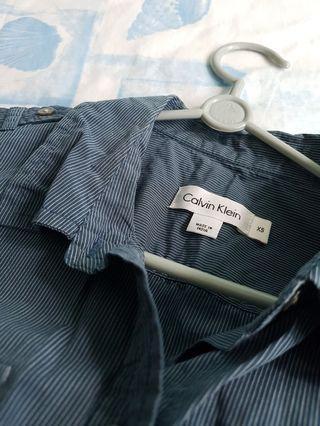 Calvin Klein button shirt