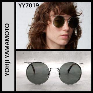Yohji Yamamoto YY7019 round metal vintage sunglasses 圓形太陽眼鏡