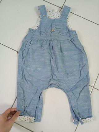 Overall jumpsuit (H&M)