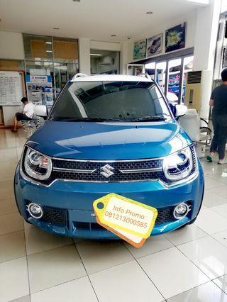 Suzuki Ignis 2019, tipe gx promo