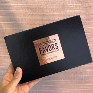 Favors18色眼影