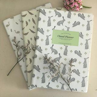 [INSTOCK] Dainty Animals Notebook