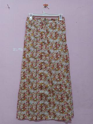 Flower Skirt FREE & FREE