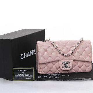 Chanel Classic Flap Bag 1114