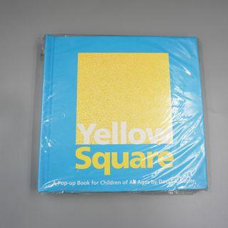 YELLOW SQUARE A POP UP BOOK