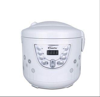 Ready Stock Powerpac 1.8L Rice Cooker