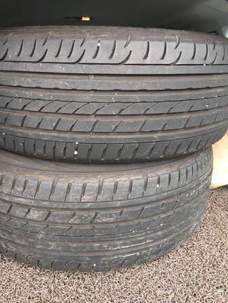 225/50/18 tyres