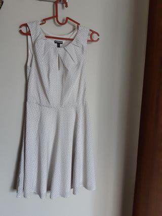 White day dress