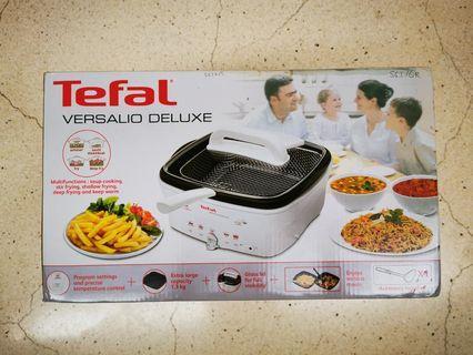 🚚 Tefal Versalio Deluxe (fryer)