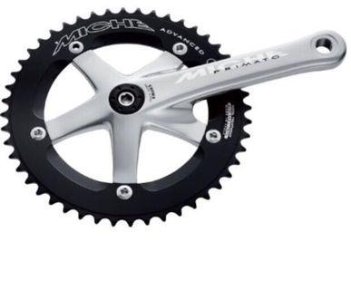 Miche Primato Advance Silver Crankset