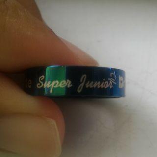 Super Junior Ring (Donghae)