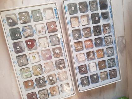 Minerals, Rocks & Stones Specimens