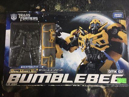 全新 DMK 02 bumblebee 大黃蜂模型
