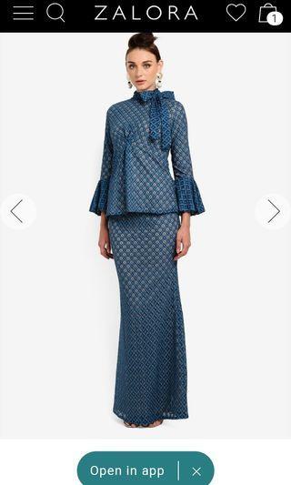 🚚 Petra - Modern Baju Kurung