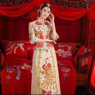 Chinese Wedding Kua