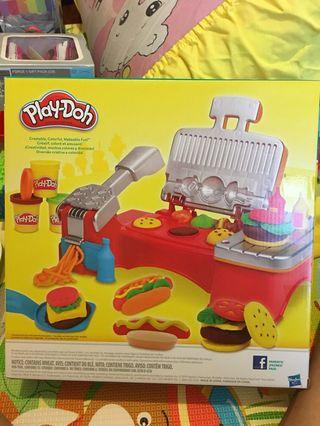 Barbecue Playdoh