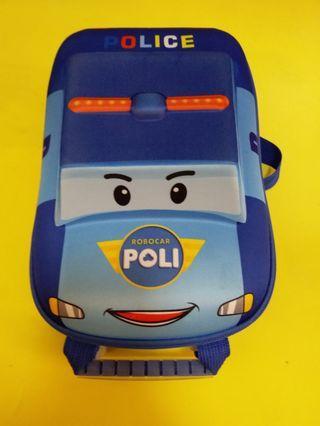 警車型背包