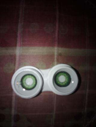 Softlens Green