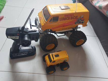 Tamiya lunch box rc