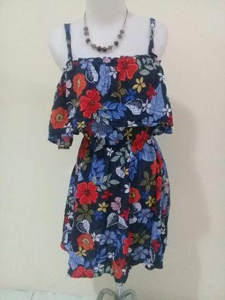 Dress import mango casual