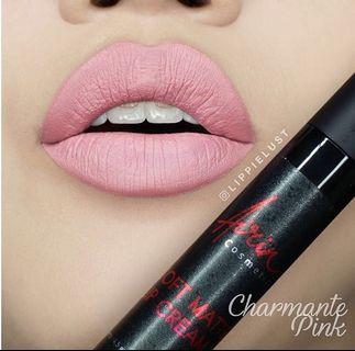 Lipcream mate by Airin Cosmetics #mauthr