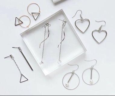 Ellma Earrings Set