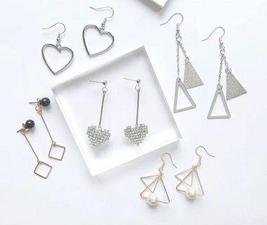 Leona Earrings Set