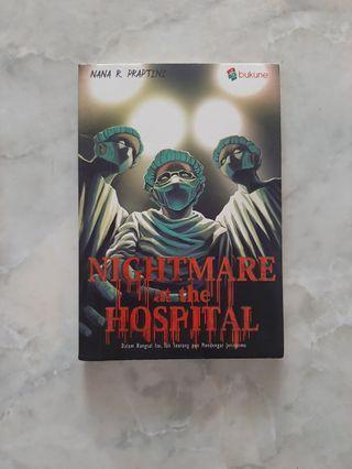 BUKU NOVEL HORROR NIGHTMARE AT THE HOSPITAL