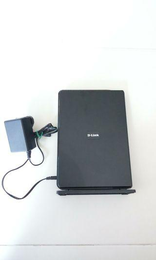 Wireless Router D Link FOR-865L