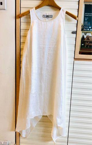 Initial White 纖瘦身形適合(胸38cm)