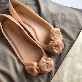 Melissa Shoes Space Love - Nude