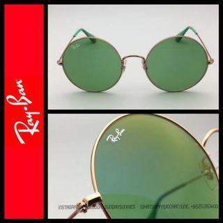 Rayban RB3592 round sunglasses 圓型太陽眼鏡
