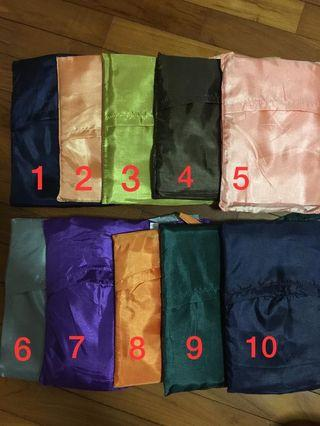 100% Silk Sleeping Bag Liners