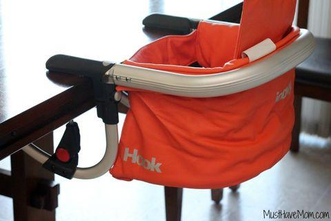 Portable Safe Compact Hook Baby Chair like Highchairs