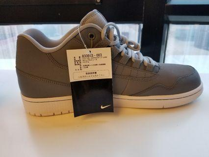 Grey silver nike air jordan executive low grey 833913-003