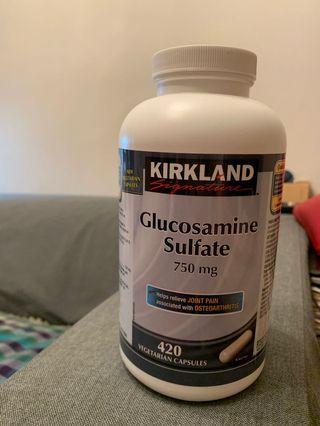 Kirkland 葡萄糖胺