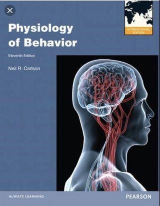 [USED] Physiology of Behavior 11th Edition International Edition