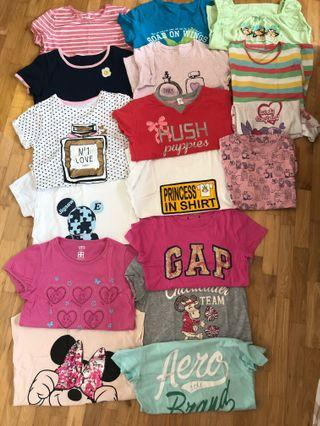 🚚 Girls tops for age 9-11 years