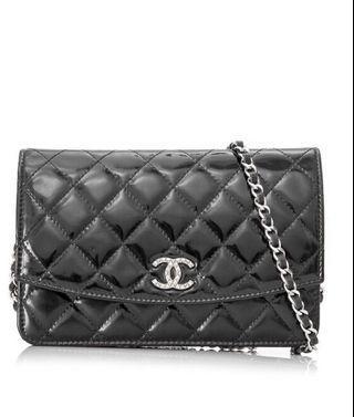 [保證真品]Chanel 香奈兒肩背包