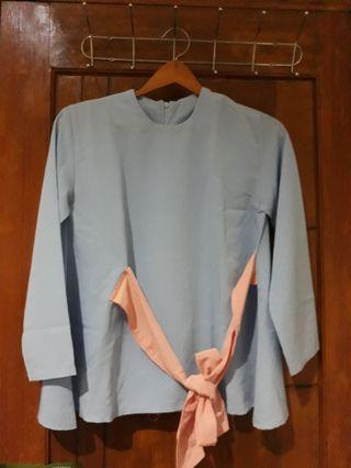 'Self Manufactured' Blouse