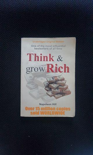 🚚 Think and go rich book