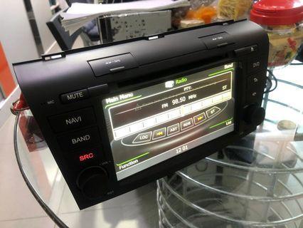 Mazda 3 2005 Oem player